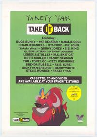 Take It Back Foundation - 11 x 17 Movie Poster - Style A