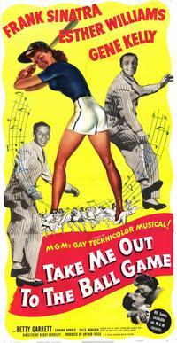 Take Me Out to the Ball Game - 11 x 17 Movie Poster - Style A