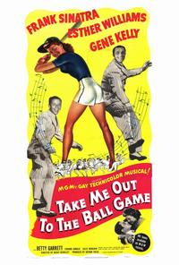 Take Me Out to the Ball Game - 27 x 40 Movie Poster - Style A