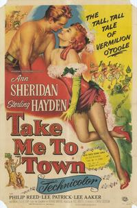 Take Me To Town - 11 x 17 Movie Poster - Style A