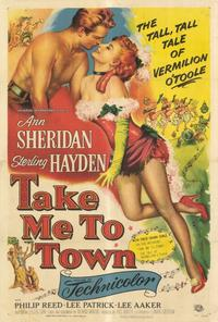 Take Me To Town - 27 x 40 Movie Poster - Style A