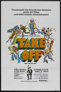 Take Off - 27 x 40 Movie Poster - Style A