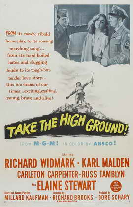 Take the High Ground - 11 x 17 Movie Poster - Style A