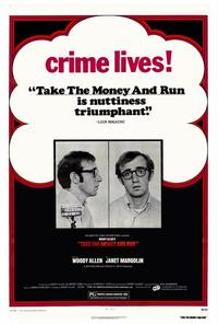 Take the Money and Run - 27 x 40 Movie Poster - Style A