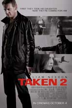 Taken 2 - 11 x 17 Movie Poster - Style C