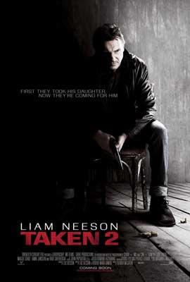 Taken 2 - 11 x 17 Movie Poster - Style B