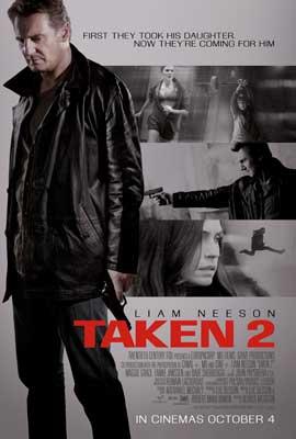 Taken 2 - 11 x 17 Movie Poster - Style C