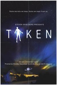 Taken - 11 x 17 TV Poster - Style A