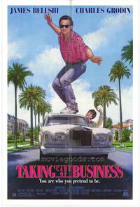 Taking Care of Business - 11 x 17 Movie Poster - Style B
