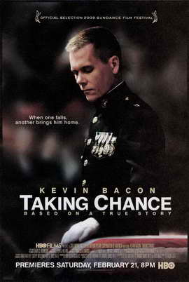 Taking Chance - 11 x 17 Movie Poster - Style A