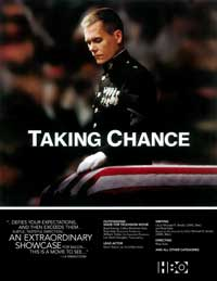 Taking Chance - 11 x 17 TV Poster - Style A