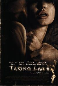 Taking Lives - 11 x 17 Movie Poster - Style A