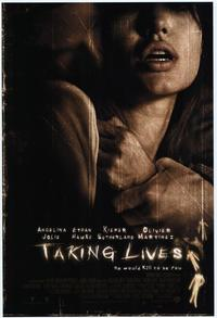 Taking Lives - 27 x 40 Movie Poster - Style A
