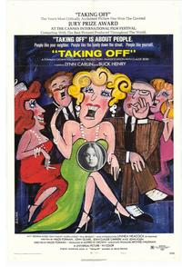 Taking Off - 11 x 17 Movie Poster - Style A