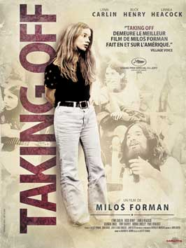 Taking Off - 11 x 17 Movie Poster - French Style A