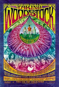 Taking Woodstock - 43 x 62 Movie Poster - Bus Shelter Style A