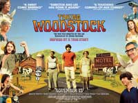 Taking Woodstock - 30 x 40 Movie Poster UK - Style A