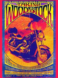 Taking Woodstock - 11 x 17 Movie Poster - Style D
