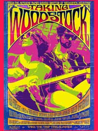 Taking Woodstock - 11 x 17 Movie Poster - Style E