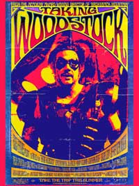 Taking Woodstock - 11 x 17 Movie Poster - Style F