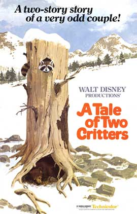 A Tale of Two Critters - 11 x 17 Movie Poster - Style A
