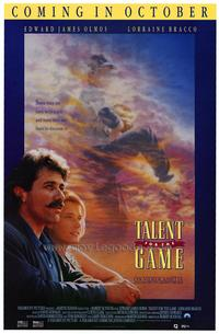 Talent for the Game - 27 x 40 Movie Poster - Style B