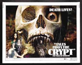 Tales from the Crypt - 11 x 14 Movie Poster - Style C