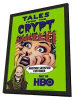 Tales From the Crypt - 11 x 17 Movie Poster - Style A - in Deluxe Wood Frame