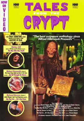 Tales From the Crypt - 11 x 17 Movie Poster - Style B