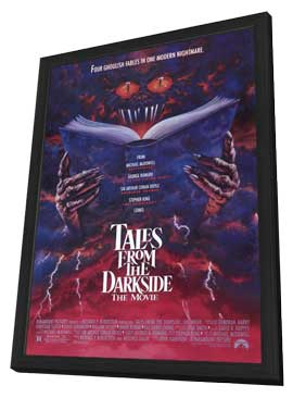 Tales from the Darkside: The Movie - 11 x 17 Movie Poster - Style A - in Deluxe Wood Frame