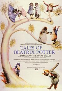 Tales of Beatrix Potter - 27 x 40 Movie Poster - Style A