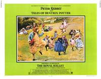 Tales of Beatrix Potter - 22 x 28 Movie Poster - Half Sheet Style A