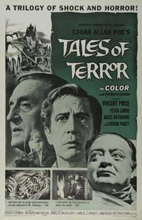 Tales of Terror - 43 x 62 Movie Poster - Bus Shelter Style A