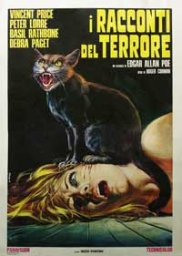 Tales of Terror - 11 x 17 Movie Poster - French Style A