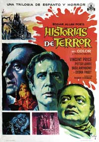 Tales of Terror - 11 x 17 Movie Poster - Spanish Style A