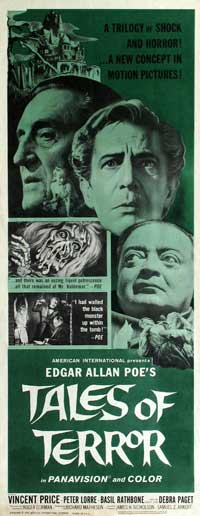 Tales of Terror - 14 x 36 Movie Poster - Insert Style A