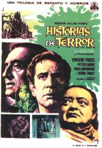 Tales of Terror - 11 x 17 Movie Poster - Spanish Style C