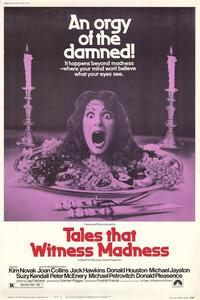 Tales That Witness Madness - 27 x 40 Movie Poster - Style A