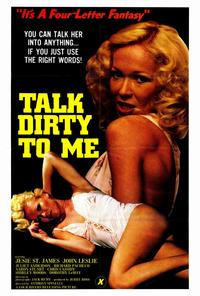 Talk Dirty to Me - 27 x 40 Movie Poster - Style A