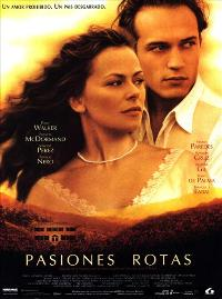 Talk of Angels - 11 x 17 Movie Poster - Spanish Style A