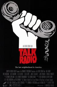 Talk Radio - 11 x 17 Movie Poster - Style A