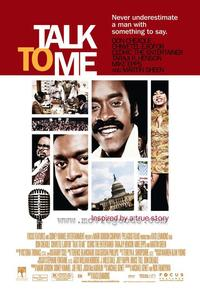 Talk To Me - 43 x 62 Movie Poster - Bus Shelter Style A