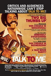 Talk To Me - 27 x 40 Movie Poster - Style B