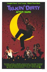 Talkin Dirty After Dark - 27 x 40 Movie Poster - Style B
