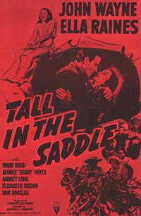 Tall in the Saddle - 11 x 17 Movie Poster - Style A