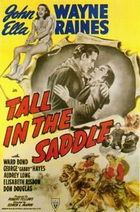 Tall in the Saddle - 11 x 17 Movie Poster - Style B
