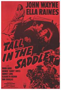 Tall in the Saddle - 27 x 40 Movie Poster - Style A