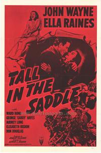 Tall in the Saddle - 43 x 62 Movie Poster - Bus Shelter Style A
