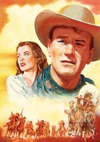 Tall in the Saddle - 11 x 17 Movie Poster - Style C