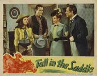 Tall in the Saddle - 11 x 14 Movie Poster - Style A